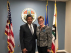 Ray Leyva Begins Tenure as County's Interim Chief Probation Officer