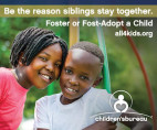 March 21: Children's Bureau Foster Care, Adoption Informational Meeting