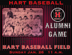Jan. 26: Hart High Baseball Alumni Game, Team Preview