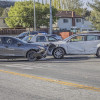 One Person Taken to Hospital After Head-On Collision