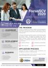 Chamber Announces Launch of New Leadership Training Program 'FocusSCV'