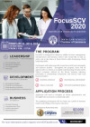 SCV Chamber Announces Launch of FocusSCV