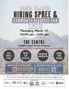 March 12: Santa Clarita Hiring Spree & Community Resource Fair 2020