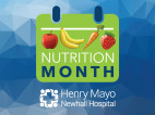 Henry Mayo to Spotlight National Nutrition Month in March