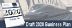 High-Speed Rail Authority Issues Draft 2020 Business Plan