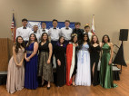 CA-782nd Air Force JROTC Gathers for Annual Military Ball
