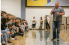 Bozeman Foundation Brings Anti-bullying Message to Castaic Middle School