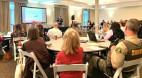 Hart District Holds First of 2 School Safety Meetings