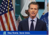 Newsom Warns Counties as California Sees Record Spike in COVID-19 Cases