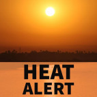 Heat Alert Issued for SCV