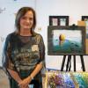 June 15: Virginia Kamhi Demonstrates Pastel Painting at Barnes & Noble
