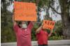 Henry Mayo Nurses Protest Recent Staff Layoffs, Unsafe Conditions
