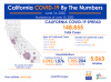 Sunday COVID-19 Roundup: 148,855 Cases Statewide, 2,761 Cases in SCV