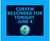 Update: City Rescinds Curfew