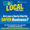 City Launches 'Safer Business Commitment' Shop Local Initiative