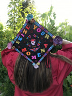June 8: Deadline to Enter Cap in City's Graduation Cap Showcase