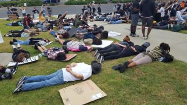 Education Over Violence: Black Lives Matter Group Returns to SCV