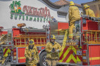 Firefighters Respond to Excess Smoke From Faulty AC Unit at Vallarta