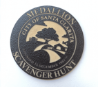 Residents Invited to City's Medallion Hunt