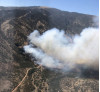 Brush Fire Breaks Out in Agua Dulce, Spreads to 600-Plus Acres