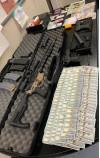SCV Deputies Arrest 2 Seattle Men on Multiple Weapons, Drug Charges