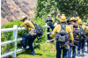 L.A. County Firefighters Getting Ready for Wildfire Season