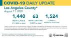 L.A. County Reaches Grim Milestone: More than 5,000 COVID-19 Deaths