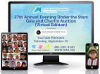 Sept. 12: Michael Hoefflin Foundation's 'Evening Under the Stars' Goes Virtual