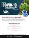 Sept. 1: VIA Virtual COVID-19 Series, 'It Takes More Than a Mask to Cover Your Assets'