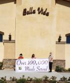 SCV Senior Center Serves More than 100K Meals Since March