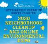 Sept. 26: Santa Clarita Neighborhood Cleanup, Online Environmental Expo