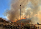 Elsmere Fire Scorches 160 Acres, 60% Contained