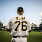 Dream Comes True for Valencia Grad Jared Oliva