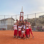 SCV's 8U HARTbreakers Place 2nd at AFA Southwestern Nationals