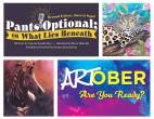 Santa Clarita Arts Calendar: ARTober, Calls for Artists, SOS Theatre Festival