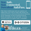 Barger, Local Leaders Launch SafePass App that Supports Contact Tracing