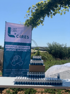 Valencia-Based Lief Labs Donates Supplements to Essential Field Workers