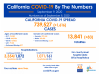 Wednesday COVID-19 Roundup: 249,859 Cases Countywide, 61 New Deaths, 5,556 SCV Cases