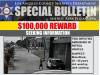 Supes Set $100K Reward for Info on Shooter of LASD Deputies