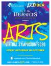 Arts Symposium 2020 Takes on Virtual Platform