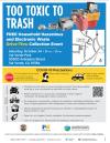 Oct. 24: Free Household Hazardous Waste & E-Waste Recycling Roundup