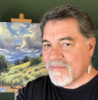 Nov. 15: Last SCAA Virtual Oil Painting Workshop of 2020 with Rich Gallego