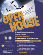 Oct. 30: Dr. Dianne G. Van Hook University Center Virtual Open House