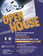 Oct. 30: Dr. Dianne G. Van Hook University Center Virtual Open House