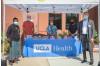 MakerSpace at COC Donates Face Shields to UCLA Health Santa Clarita