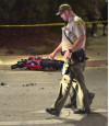 Motorcyclist Killed After Pursuit Ends in Crash