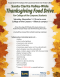 Nov. 14: Thanksgiving Food Drive Benefiting COC Students