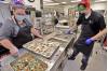Senior Center Serves 1,200 Meals on Christmas Eve