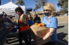 Photo Gallery: Grocery Giveaway with Supervisor Kathryn Barger