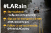 L.A. County Officials Urge Residents to Brace for Heavy Rain, Possible Mud Flows